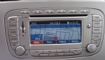 Latest 2019-20 Sat Nav SD Card Update For Ford FX Navigation Map